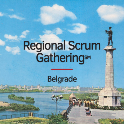 Regional Scrum Gathering Belgrade 2020
