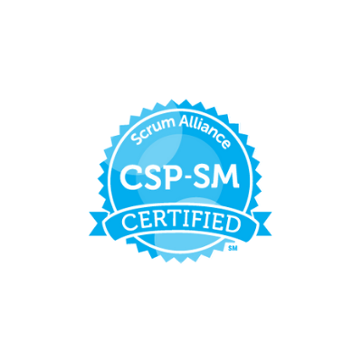 Certified Scrum Professional - Scrum Master
