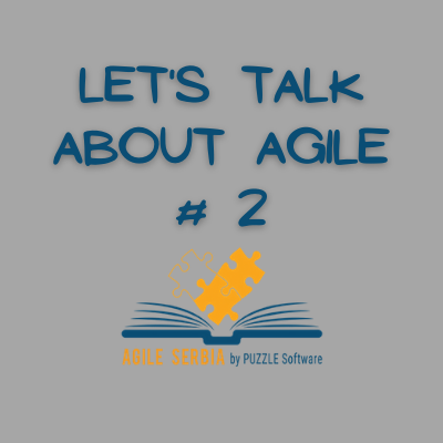 Lets talk about agile # 2